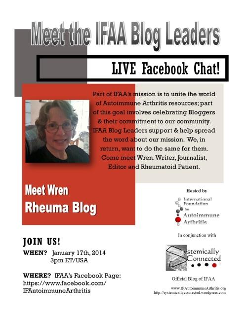 Wren Blog Leader Facebook Announcement