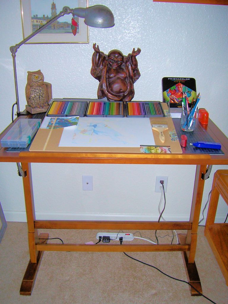 New Drawing Table