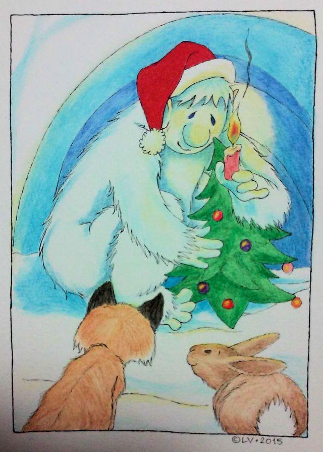 Abombnable Snowman & Friends