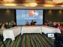 JD 2015 Live Web Char Panel, Sausalito, CA