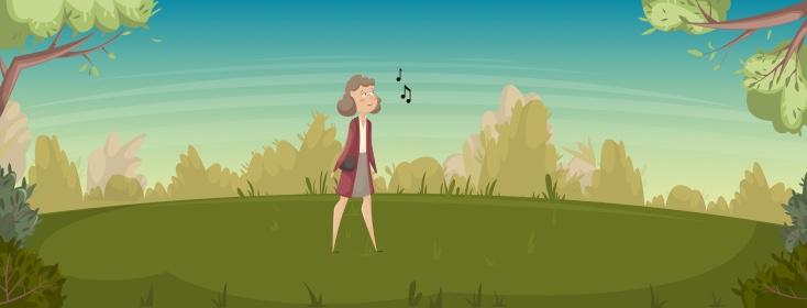 Walking Songs